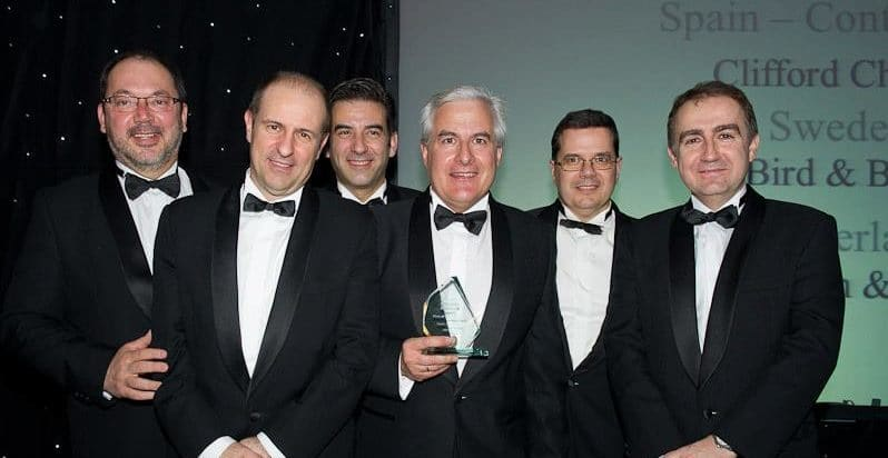 """ABG IP named """"Spanish Prosecution Firm of the Year 2012"""