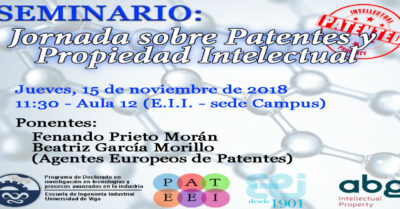 "ABG IP will participates in the Seminar ""Patent Session and IP"""