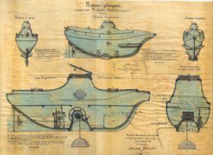 Patente francesa de Cosme García