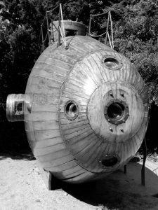 Submarino Ictíneo I de Narcís Monturiol