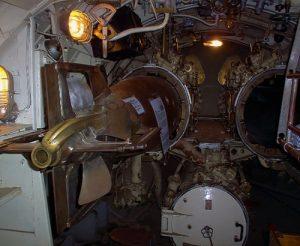 Patente Submarino Torpedos