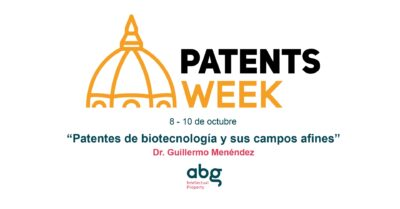 ABG Intellectual Property will provide an IP training in Patents Week 2019