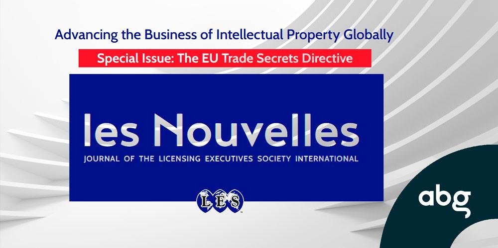 transposición de la directiva de secretos empresariales
