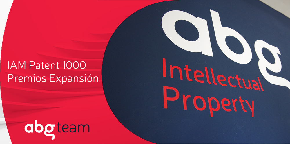 ABG Intellectual Property al máximo nivel en IAM Patent 1000