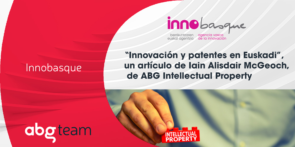 """Innobasque publica """"Innovación y patentes en Euskadi"""""""