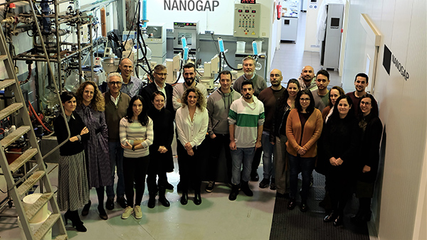 patente spinoff nanogap