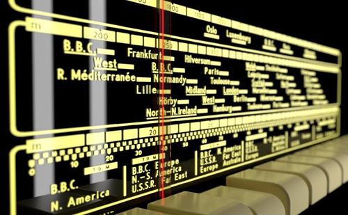 patentes de la radio dial
