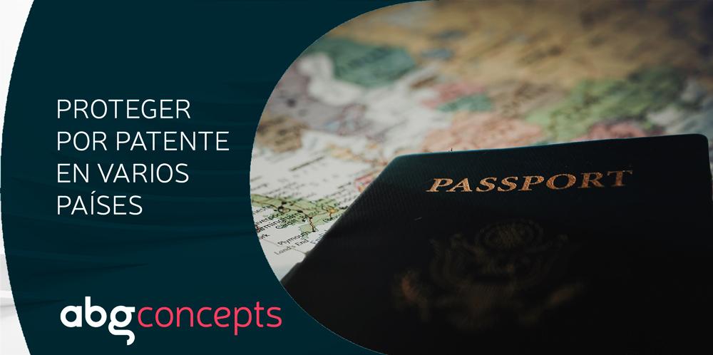 Proteger por patente invenciones en múltiples países