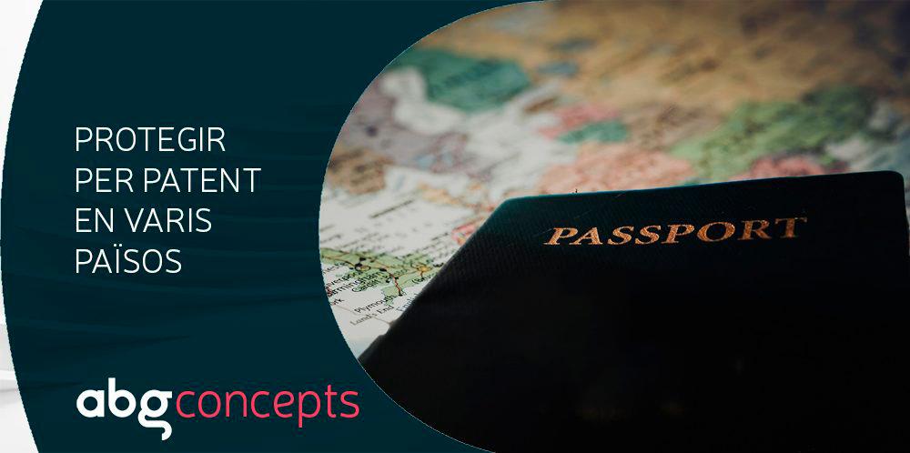 Protegir per patent invencions en múltiples països