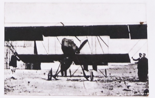 Patente Autogiro Cierva Cangrejo