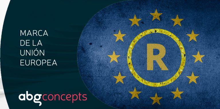 El sistema de marca de la Unión Europea