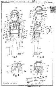 Patente Juguetes Juegos Navidad Famobil
