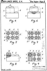 Patente Juguetes Juegos Navidad Tente