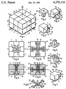 Patente Juguetes Juegos Navidad Cubo Rubik