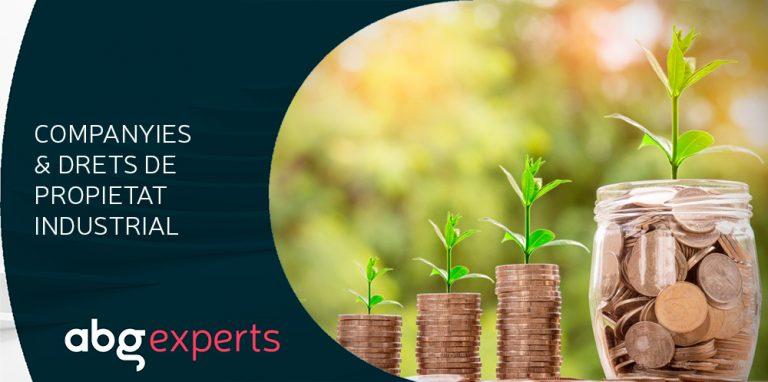 Empreses amb drets de propietat industrial: més ingressos, més empleats i millors salaris