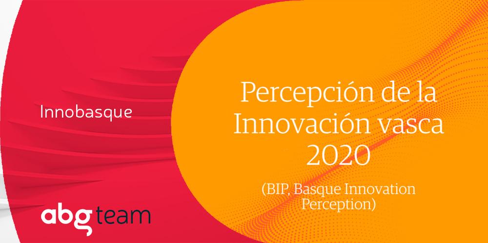 """ABG IP participa en el panell """"Percepció de la innovació basca 2020"""" d'Innobasque"""
