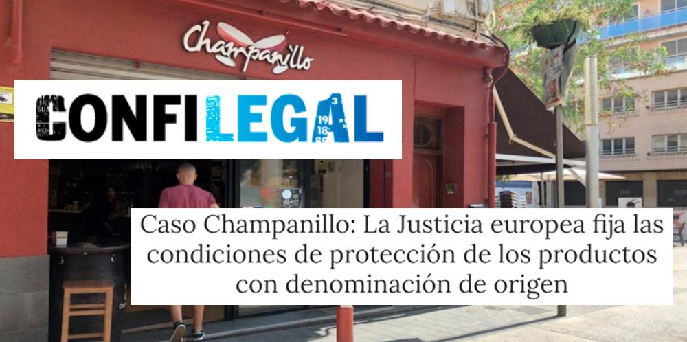 Confilegal   Caso Champanillo: La Justicia europea fija las condiciones de protección de los productos con denominación de origen
