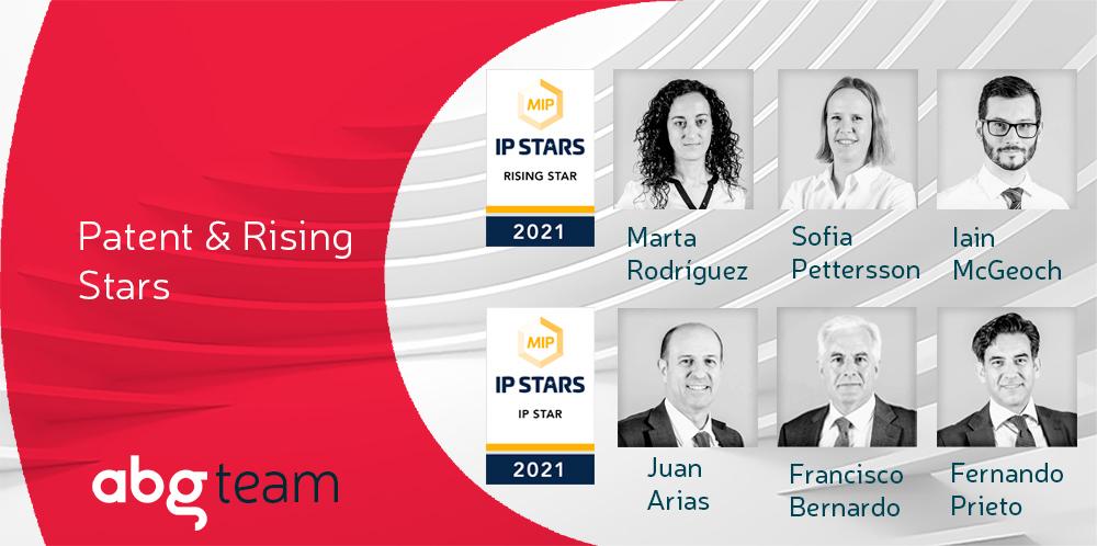 Six ABG IP attorneys distinguished by Managing IP