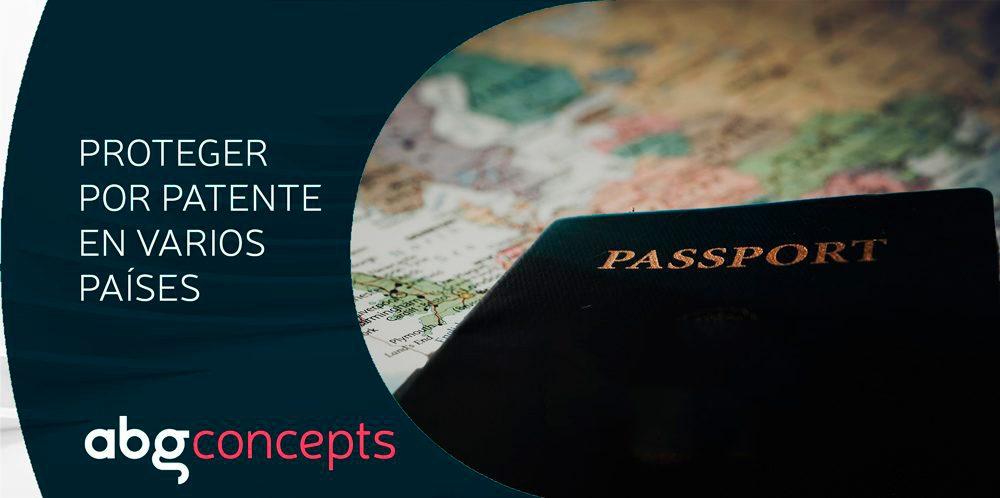 patentar en diferentes paises