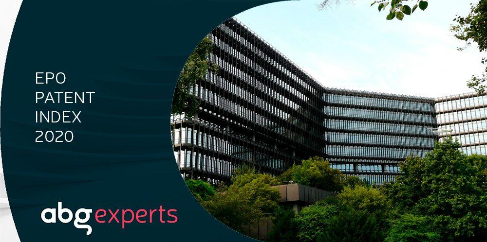 solicitudes españa patente europea 2020